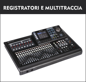 registrotori e multitraccia